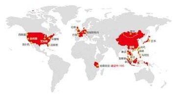 企业进行开发市场最理想的是海外市场